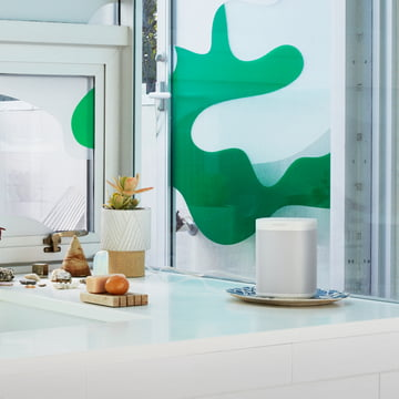 ONE Multiroom All-in-One Smart Speaker von Sonos in Weiß