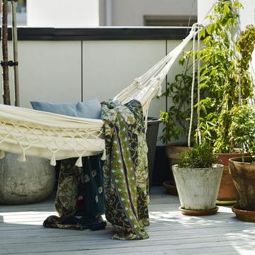 Die Skagerak - Sambito Hängematte auf der Terrasse