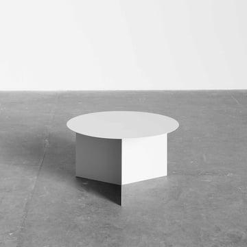 Der Hay - Slit Table XL in weis