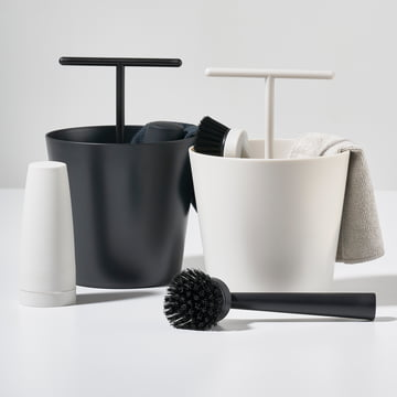 Das Zone Denmark - Bucket Geschirrspülset 4-teilig