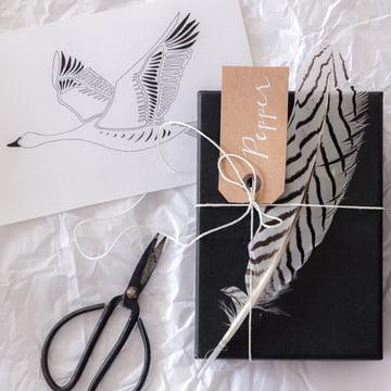 geschenke verpacken 6 ideen connox magazine. Black Bedroom Furniture Sets. Home Design Ideas
