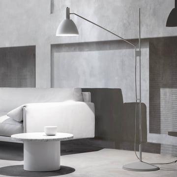 Lumini - Bauhaus 90 Stehleuchte, weiß