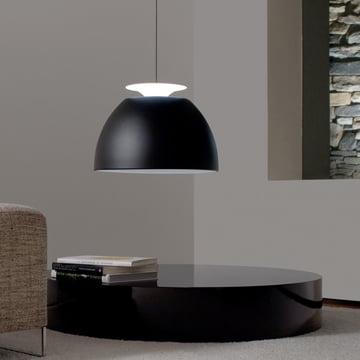 Lumini - Bossa Pendelleuchte, schwarz