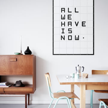 Quotes von IXXI: All we have is now