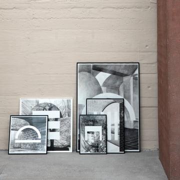 Silhouette Poster von by Lassen