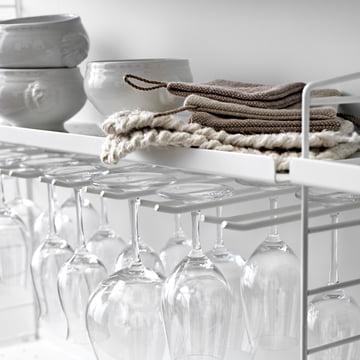 Hanger Rack Modul für Weingläser von String