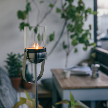 Das höfats - Gravity Candle Windlicht