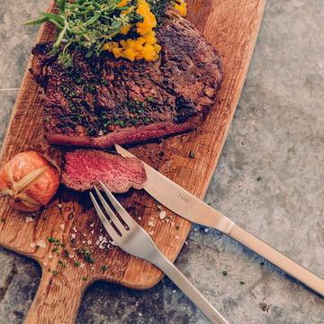 Das höfats - Steakbesteck