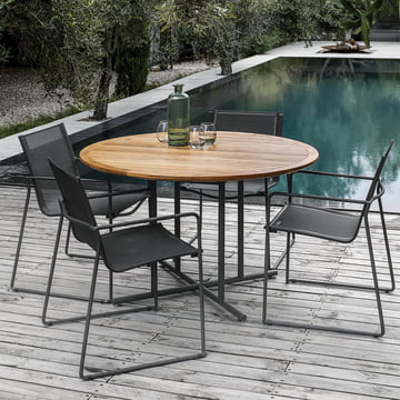Der Gloster - Whirl Tisch