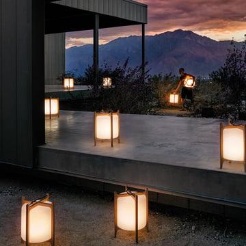 Die Gloster - Ambient Lantern Akku LED-Leuchte