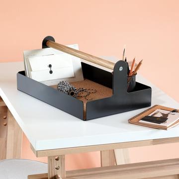 Konstantin Slawinski - SL48 Desktop-Box Schreibtischbox, anthraz