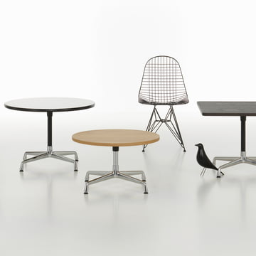 eames side tables von vitra