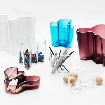 Aalto Vasen von Iittala zum Setpreis