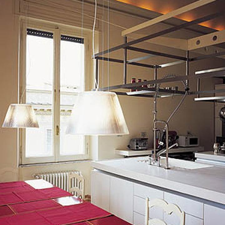 Pendelleuchte Romeo Moon von Philippe Starck