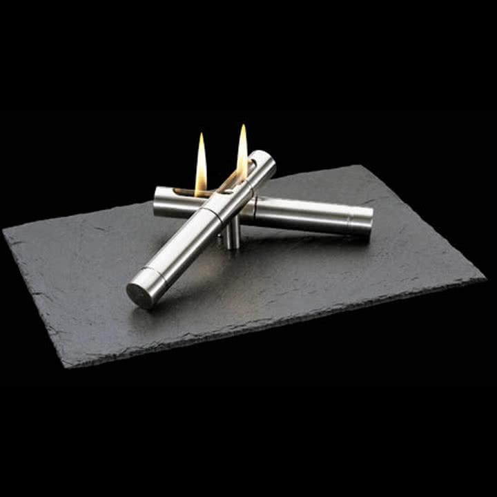 Lichtobjekt Feuerstelle von Carl Mertens