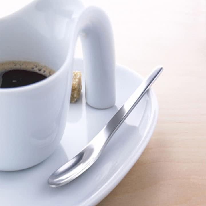 Espresso- und Kaffeelöffel von Georg Jensen