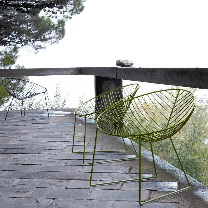 leaf lounge sessel von arper im design shop. Black Bedroom Furniture Sets. Home Design Ideas