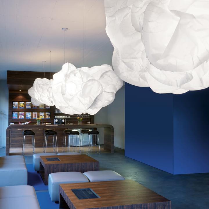 Cloud Pendelleuchte von Belux