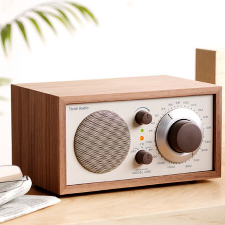 model one mono radio von tivoli audio connox. Black Bedroom Furniture Sets. Home Design Ideas