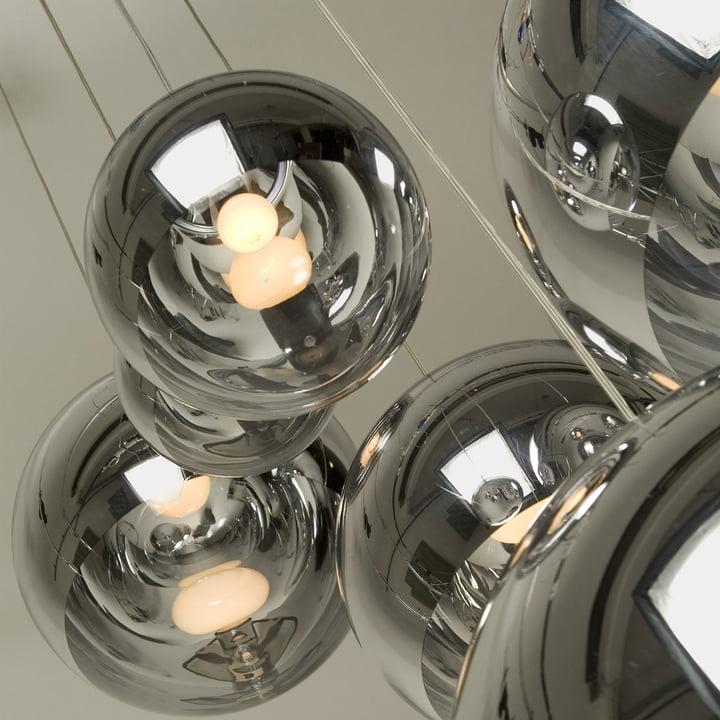 Mirror Ball Pendelleuchte Von Tom Dixon