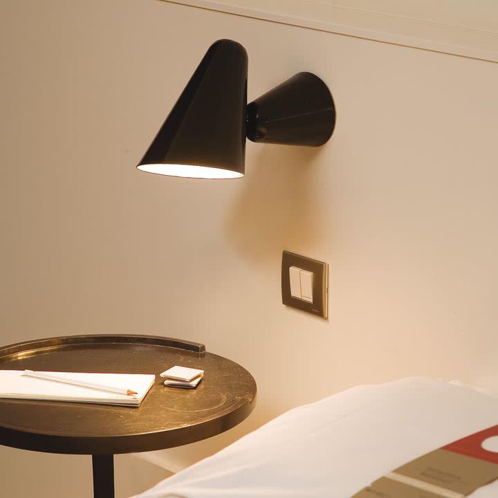 don camillo wand deckenleuchte von formagenda. Black Bedroom Furniture Sets. Home Design Ideas