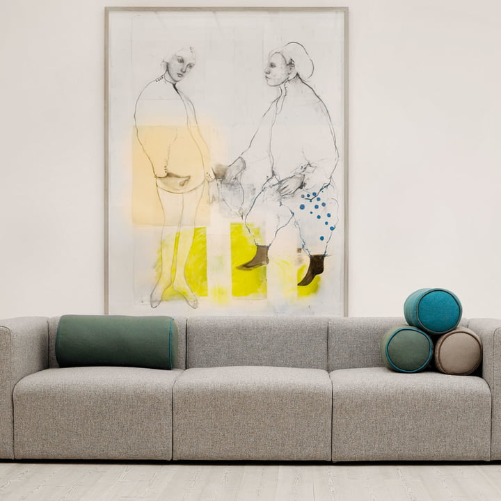 Mags Sofa von Hay in der Ambienteansicht