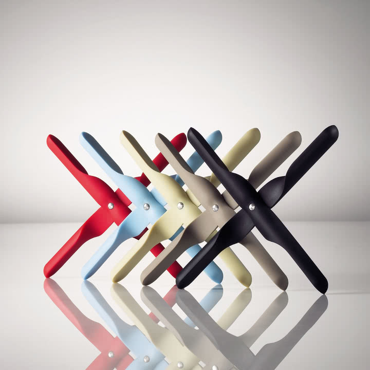 Menu - Propeller Topfuntersetzer Farbvarianten