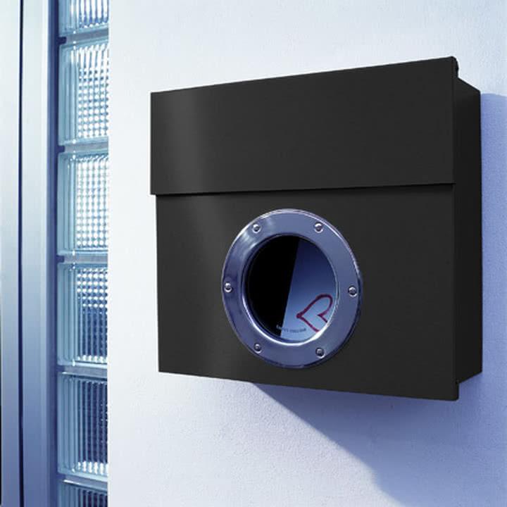 der briefkasten letterman i von radius design. Black Bedroom Furniture Sets. Home Design Ideas