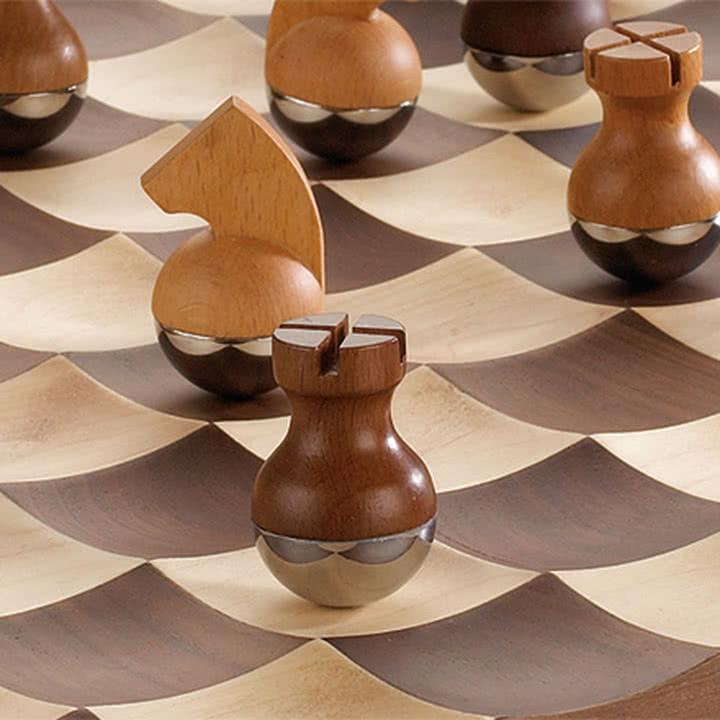 Umbra - Wobble Schachset für Schwung im Spiel