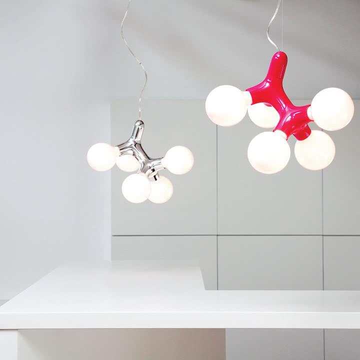 Connox Wohndesign: DNA Pendelleuchte Von Next Im Wohndesign-Shop