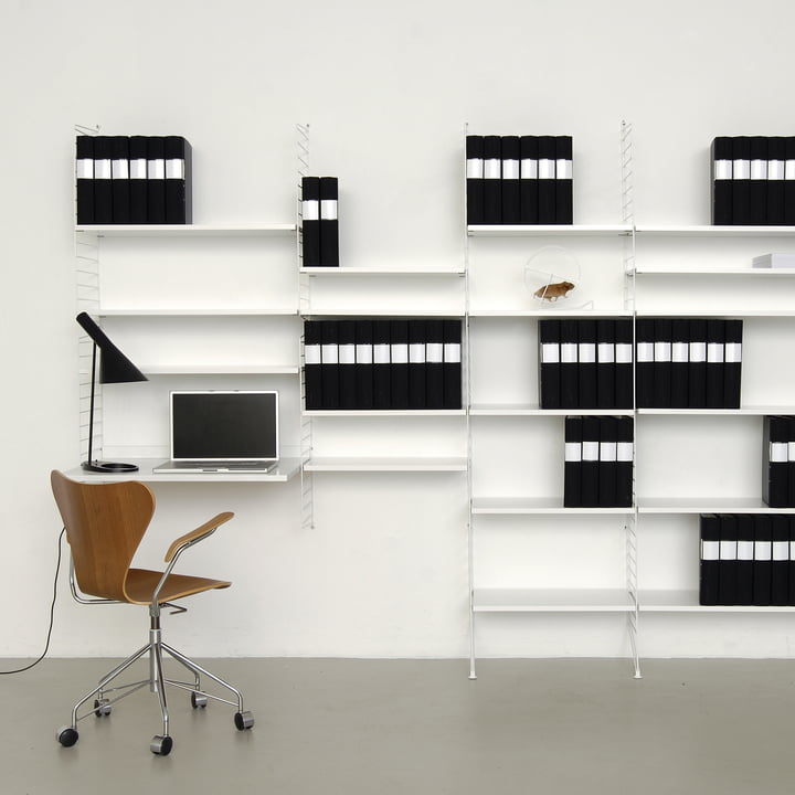 regalsystem von string kaufen connox shop. Black Bedroom Furniture Sets. Home Design Ideas