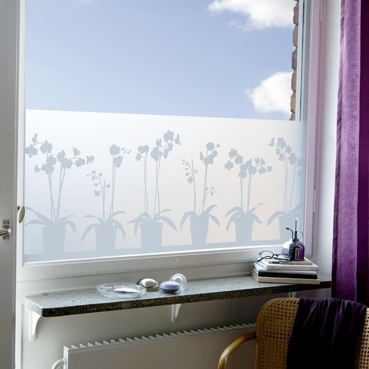 LADP - Orkide Sichtschutzfolie