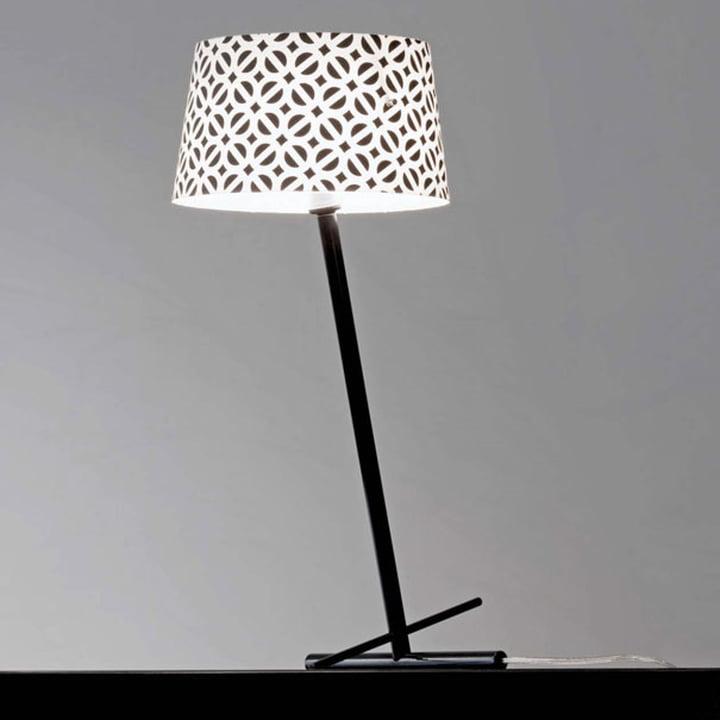 serien.lighting - Slant Tischleuchte