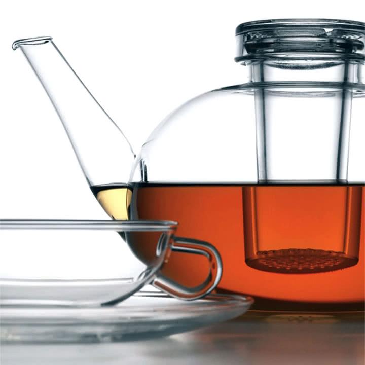 Wagenfeld Teekanne & Teetasse