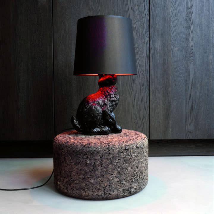 Moooi Rabbit Lamp: Meister Lampe für den Tisch