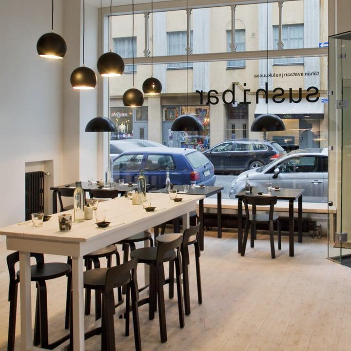 Artek - K65 Küchenstuhl, Ambiente
