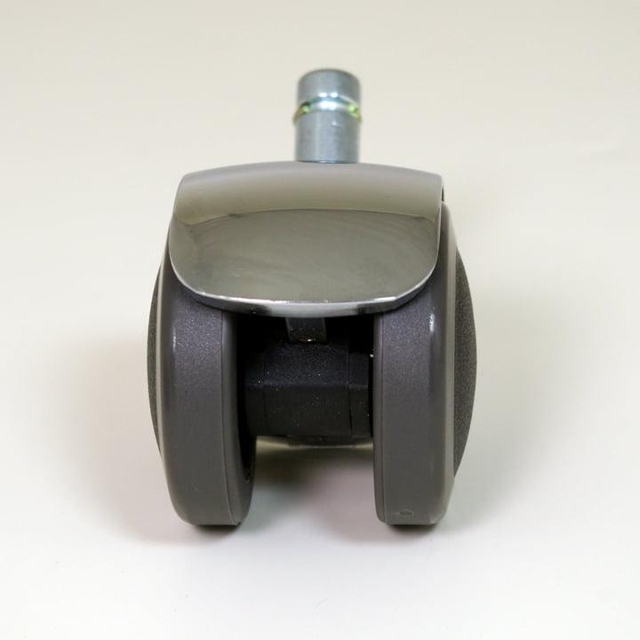 Vitra - Ersatzrolle für EA Stühle in weich