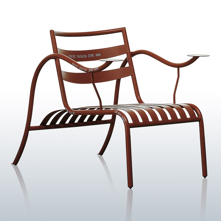 Cappellini - Thinking Man's Chair