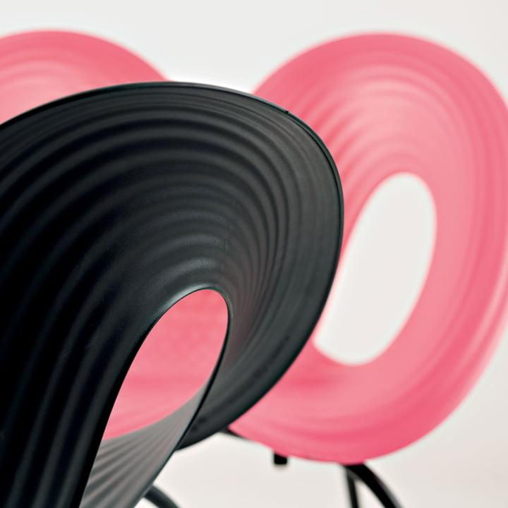 Ripple Chair in der Detailansicht