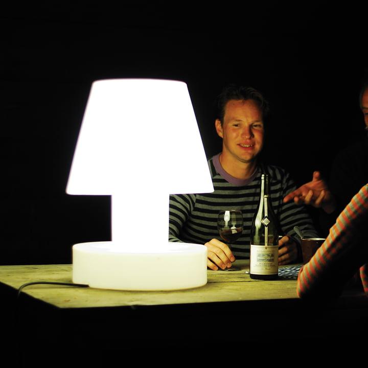 Homeform Wohndesign: Portable Lamp LED Von Bloom!