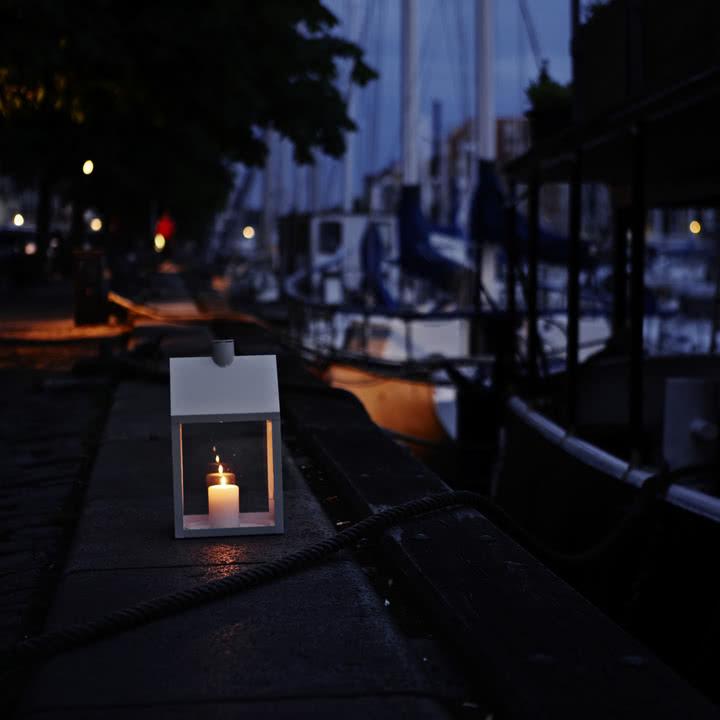 Normann Copenhagen - Light House Windlicht