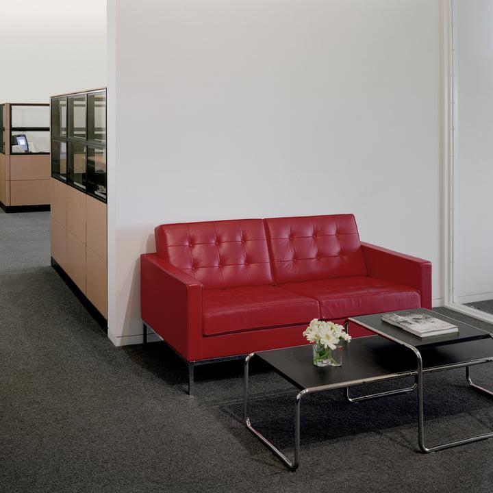 laccio 1 couchtisch von knoll connox. Black Bedroom Furniture Sets. Home Design Ideas