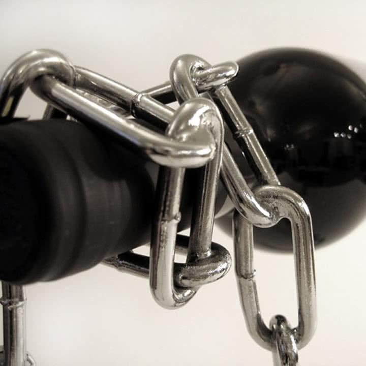 Monkey Business - Wine Bottle Holder - Detail