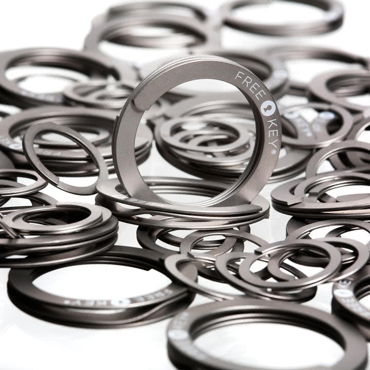 Drosselmeyer - Free-Key Schlüsselringe und Group-Rings