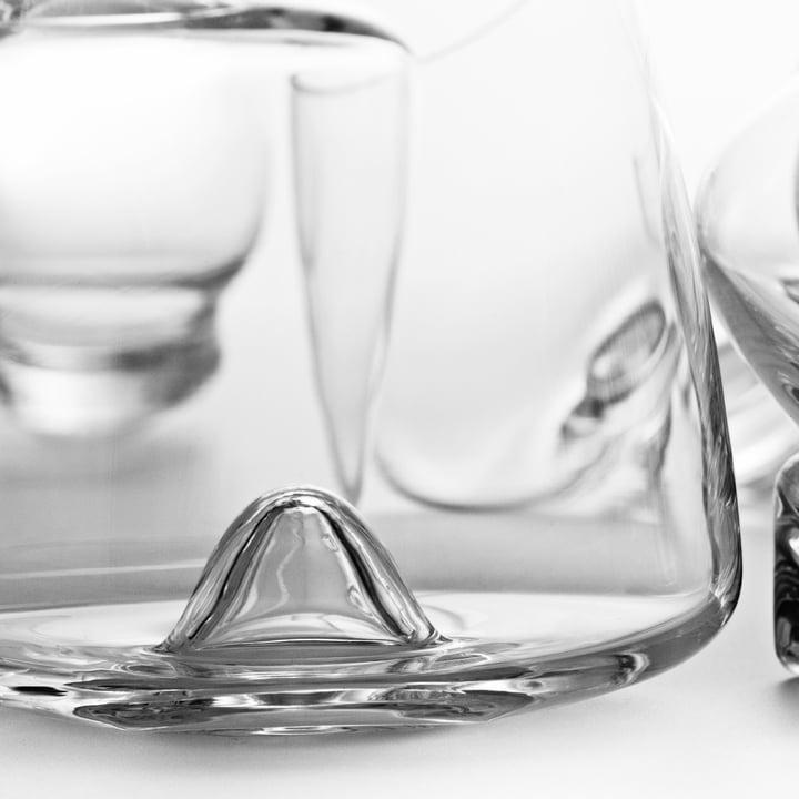 Normann Copenhagen - Whisky Glas, Detailansicht der Unterseite