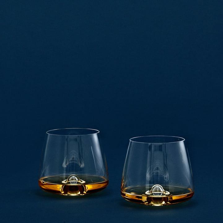 Eleganz und Genuss mit dem Normann Copenhagen Whisky Glas