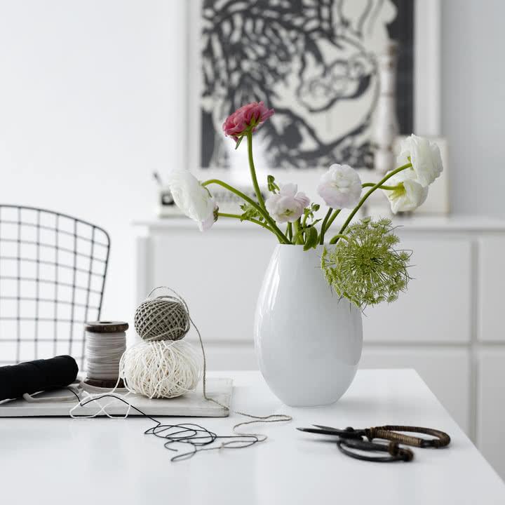 Holmegaard - Cocoon Vase