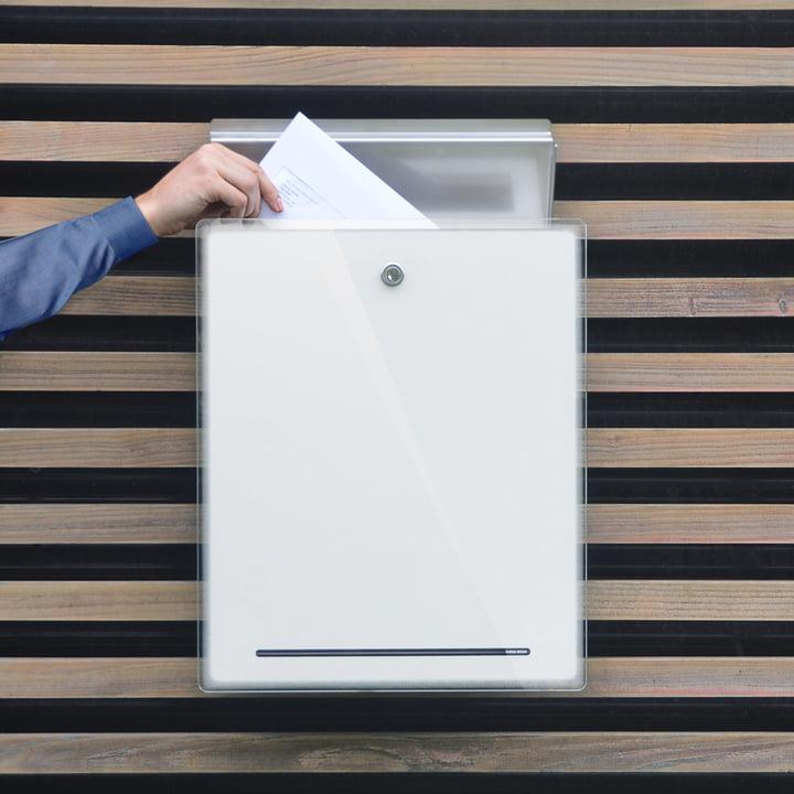 Homeform Wohndesign: Briefkasten Letterman III Von Radius Design
