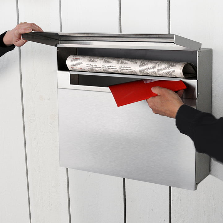 Briefkasten Letterman XXL II von Radius Design