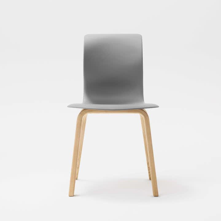 fl totto pro 6 stuhl vierbeinholzgestell. Black Bedroom Furniture Sets. Home Design Ideas